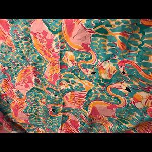 Peel'n Lilly Pulitzer Fabric - 1 Yard
